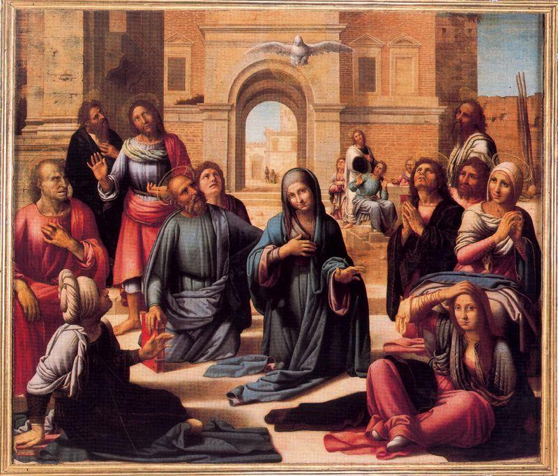 No he venido a traer paz Pentecostes